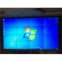 液晶拼接屏、西安液晶拼接屏、晶安电子图片