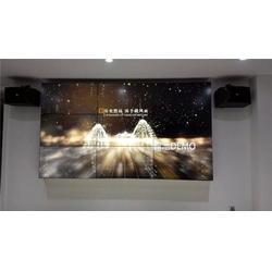 大屏幕液晶拼接屏、晶安电子(在线咨询)、重庆液晶拼接屏图片