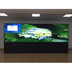 液晶拼接屏品牌|晶安电子(在线咨询)|陕西液晶拼接屏图片