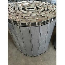 蚌埠不锈钢链板| 庆泽网带定制服务|不锈钢链板线图片