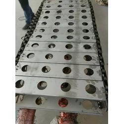不锈钢链板供货商、不锈钢链板、 庆泽网带经久耐用(图)图片