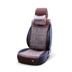 夏天汽车坐垫哪种好 寻乌县汽车坐垫 美净臣坐垫代理图片