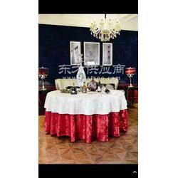 宴会桌布供应-莎美布艺-酒店桌布图片