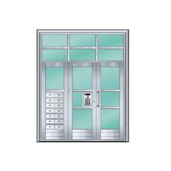 不锈钢门的前景|丰华门业(在线咨询)|泰山区不锈钢门图片