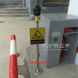 电子车间本安型防爆人体单价消除球 报警器/人体静电释放球JS-PSA表图片