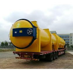 小型蒸压釜设备供应-嘉兴小型蒸压釜设备-鑫泰新材料图片