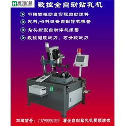 全自动钻孔机-佛山博鸿机械-伺服全自动钻孔机图片