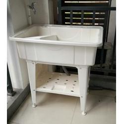 成都塑料洗衣池-金友春塑业公司-大号塑料洗衣池图片
