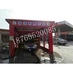 德州辉腾、武汉隧道式洗车机、隧道式洗车机功能图片
