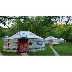 豪华蒙古包、蒙古包、蒙古包图片