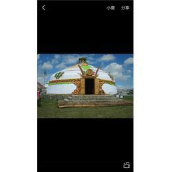 农庄蒙古包-内蒙古蒙古包-蒙古包图片