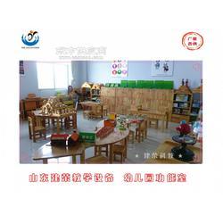 实木玩具柜 幼儿园玩具柜 儿童实木橱柜图片