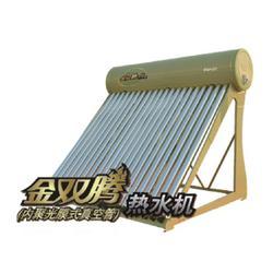 太阳能热水工程-山西乐峰科技公司-别墅太阳能热水工程图片