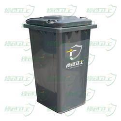 钢制挂车垃圾桶|淮安挂车垃圾桶|绿色卫士环保设备(查看)图片