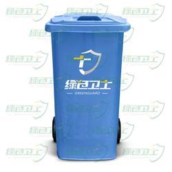 南阳镀锌钢板垃圾桶、绿色卫士环保设备、镀锌钢板垃圾桶图片