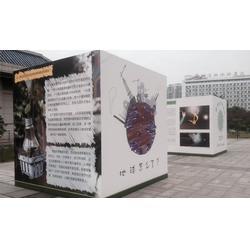 武汉牌洲湾广告喷画 喷绘广告制作-荆州喷绘广告图片
