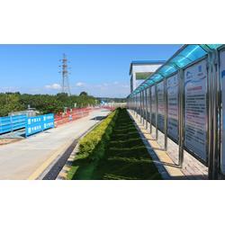 武昌区CI工程-武汉牌洲湾写真-CI工程喷绘图片