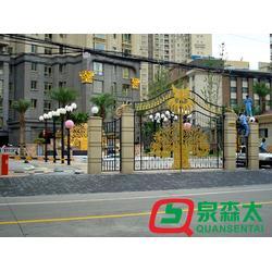 铁艺大门、泉森太公司(在线咨询)、铁艺大门图片