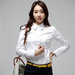 苏州女士衬衫哪家好_苏州含羞草服饰_苏州女士衬衫图片