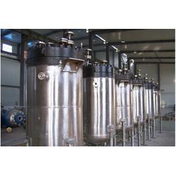 不锈钢反应釜加工-营口反应釜加工-润圣化机反应釜生产商图片
