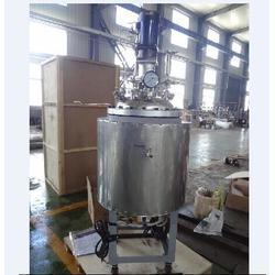 烟台不锈钢反应釜-不锈钢反应釜规格-润圣化机(优质商家)图片