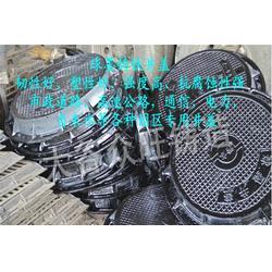球墨铸铁井盖铸造厂-众旺农机加工厂-四川球墨铸铁井盖图片