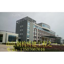 潢川县信誉好的钢结构厂图片
