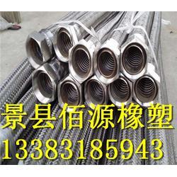 金属波纹管、佰源橡胶、食品厂用金属波纹管图片