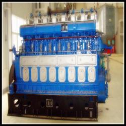 重能动力-重油发电机组-重油发电机组工作原理图片
