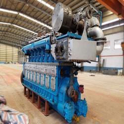 瓦斯發電機組、重能動力、瓦斯氣發電機組圖片