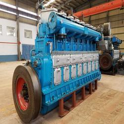 天然气发电机组、山东重能动力(优质商家)、国产天然气发电机组图片