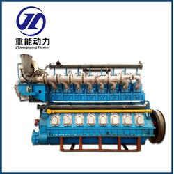 瓦斯气发电机组、500kw瓦斯气发电机组、重能动力图片