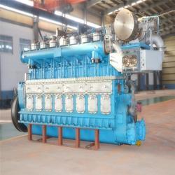 天然气发电机组,重能动力,1200kw天然气发电机组图片