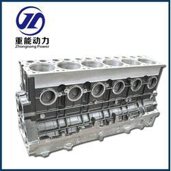 缸体、重能动力、柴油发动机缸体图片