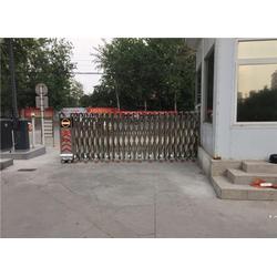 顺好电动卷帘门,北京电动伸缩门,电动伸缩门维修图片