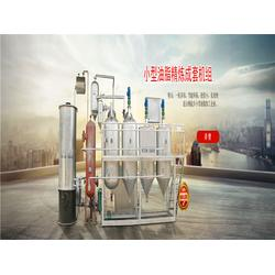 小型熬炼猪油设备|热科油脂设备|猪油设备图片