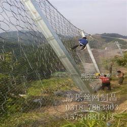 山地山体防护网厂供应报价 山区边坡防护网现货 sns山体防护网优势图片
