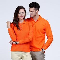 定做广告衫厂家说图案广告衫你也可以穿