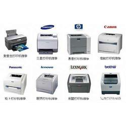 郑州打印机加墨多少钱、郑州打印机维修【雨田】(图)图片