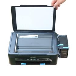 中原万达打印机墨盒加墨-打印机维修图片