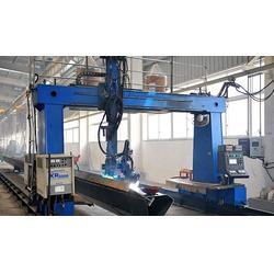 安徽龙门焊、德捷机械质量可靠、气动龙门焊机图片