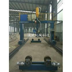 荆州龙门焊厂家|德捷机械|自动龙门焊厂家图片