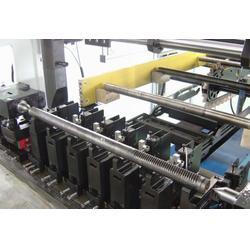 建筑钢管校直机,孟州钢管校直机,德捷机械图片