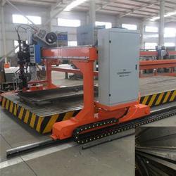人防门自动焊接专机生产商 德捷机械畅销全国图片