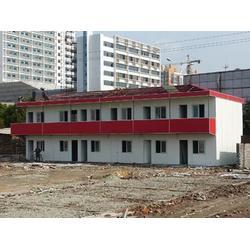 单层轻钢活动板房安装,献邦活动房,个旧单层轻钢活动板房图片