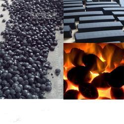 供应机制炭木炭竹炭兰炭石油焦球团通用型无烟无味干粉粘合剂图片