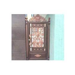 豪华铝艺大门,鄂州铝艺大门,陆欧铝艺大门图片