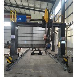 全自动龙门焊机供应商,德捷机械用品质说话图片