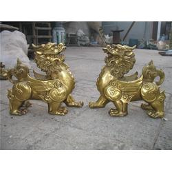 风水铜貔貅铸造-风水铜貔貅-旭升雕塑厂(查看)图片
