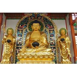 各寺庙铜佛像|各寺庙铜佛像供应厂家|旭升铜雕(推荐商家)图片